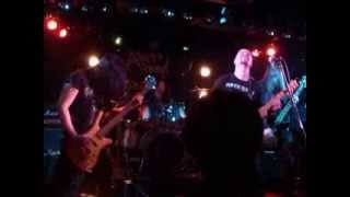 Worship - Whispering Gloom (live) @ Antiknock Tokyo Japan 8 Feb 2014