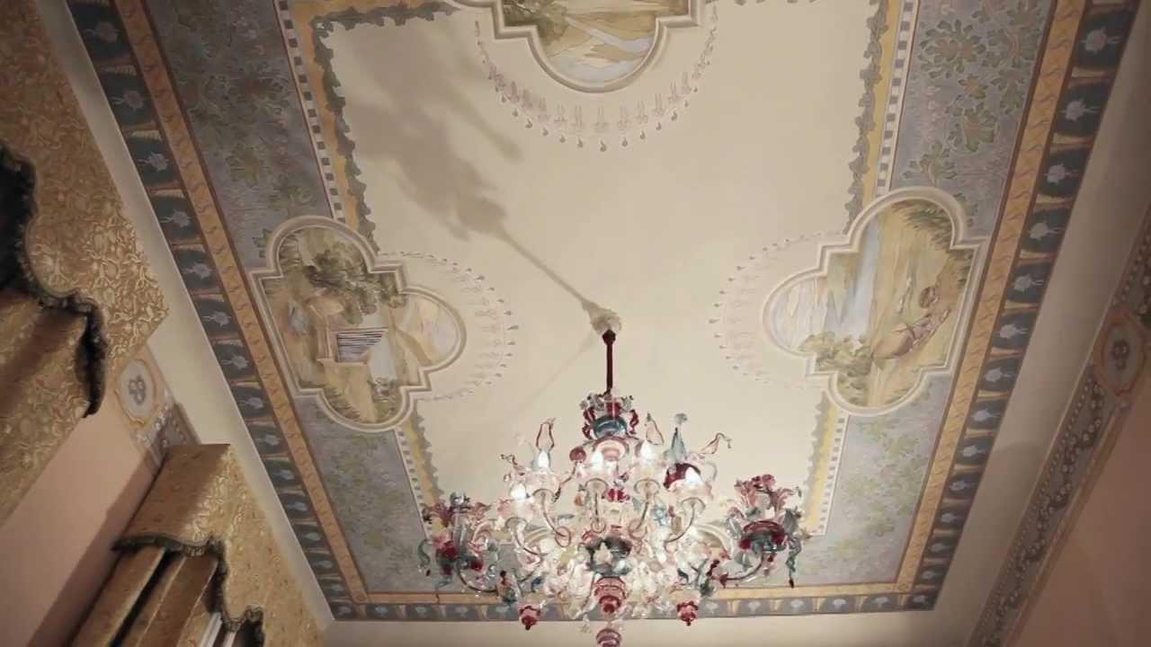 ornato trasferibile - alta decorazione hd - youtube