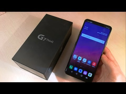 Обзор LG G7 ThinQ 4/64GB