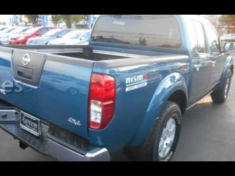 2005 nissan frontier nismo 4x4 crew cab for sale in. Black Bedroom Furniture Sets. Home Design Ideas