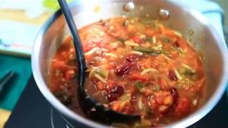 Soupe repas Santé