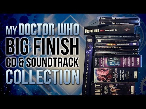 My Doctor Who Big Finish, CD & Soundtrack Collection (2017)