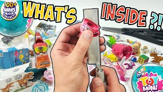 Are There Real Toys Inside the Toy Mini Brands ?!
