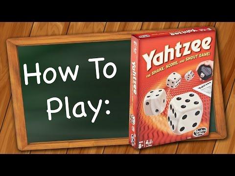 How to Play: Yahtzee