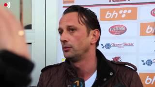 Golovi sa utakmice Sloboda - Olimpic i izjave trenera