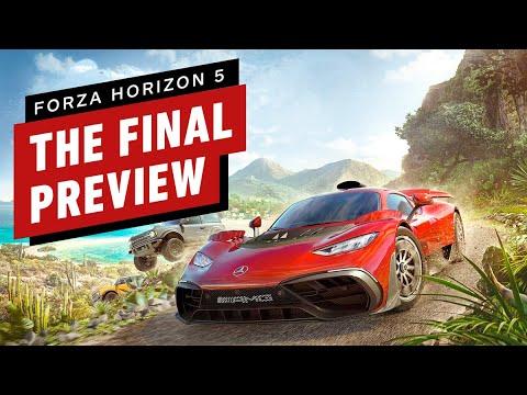 Первые превью-обзоры на Forza Horizon 5 – что в них интересного