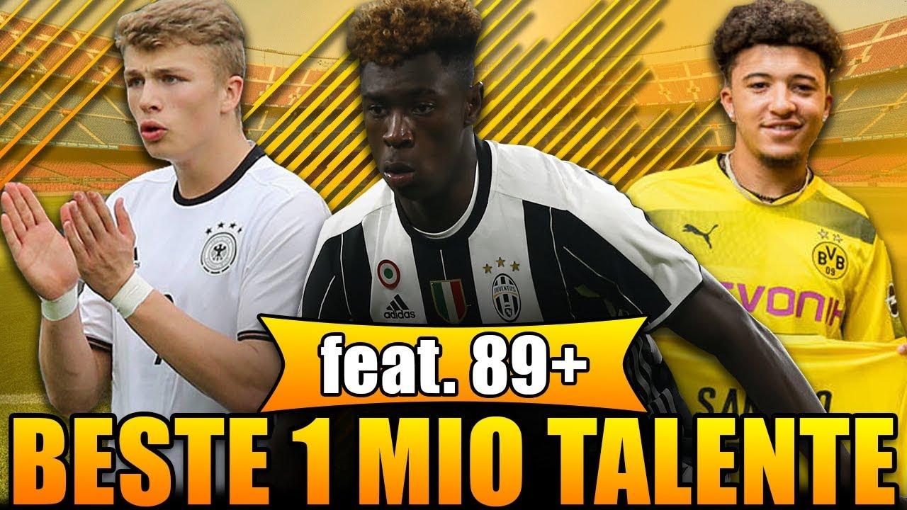 Fifa 18 Beste Billige Talente Ohne Training 80 Für Kleine