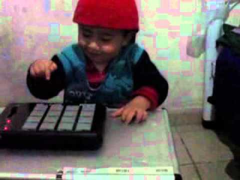 miguel na mpc o papai chego..... studio 100% funk -dj irailton