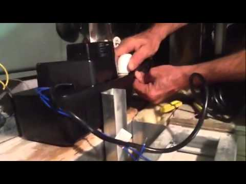 How to Install Condensate Pump - YouTube Utli Tech Condensate Pump Wiring Diagram on