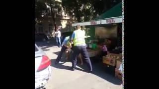 ГАИ Одесса. Дроздова покусали(, 2015-06-12T17:19:04.000Z)
