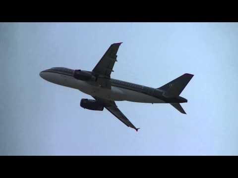 Royal Jordanian Airlines Take-off