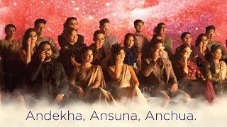 Andekha, Ansuna, Anchua|Welcome to the extraordinary world of ZEE|Vishal Bhardwaj|Jonita|Brand Film