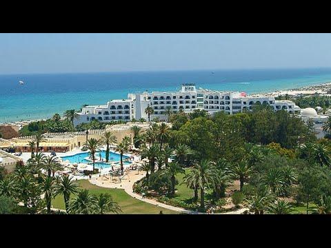 Hotel Marhaba Royal Salem Sousse Tunisia Youtube