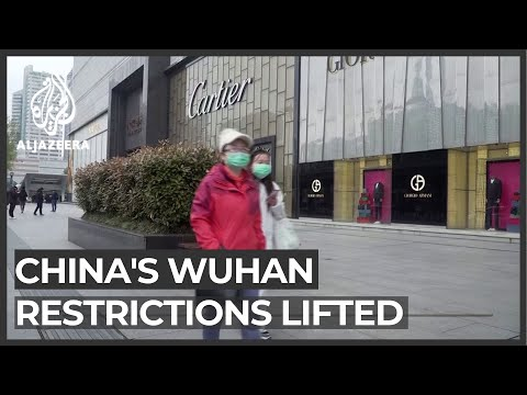 China's Wuhan sees return to normal life
