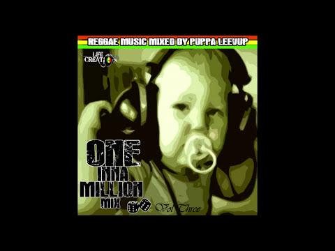 ONE INNA MILLION REGGAE MIX volume 3 (décembre 2014)