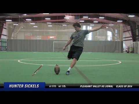Hunter Sickels | Kicker | Class of 2014