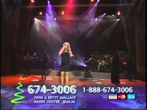 Cindy Thornton - Turn On The Radio  (Reba McIntyre Cover)