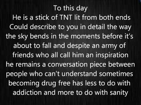 To This Day - Shane Koyczan - Words On Screen