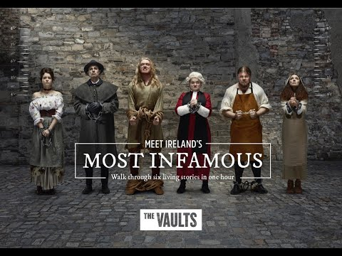 The Vaults - Unlock The Secrets Of Ireland's Past
