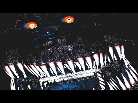 Pet Noci Kod Fredija 4 - Noc 7 (Tajni Anamatronic)