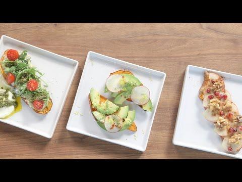 Sweet Potato Toast is the New Avocado Toast | GLOW