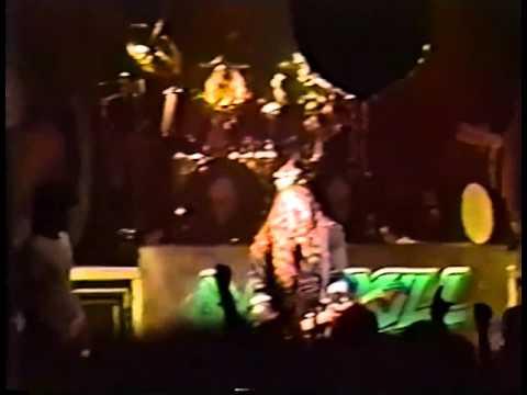 Overkill - Houston Thrash Fest, 14 Aug 1988