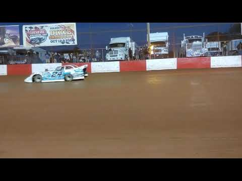 Lucas Oil hot lap group 1 at Dixie Speedway