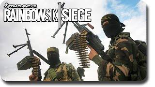 Rainbow Six: Siege ► Terrorist Standoff (Full Match)