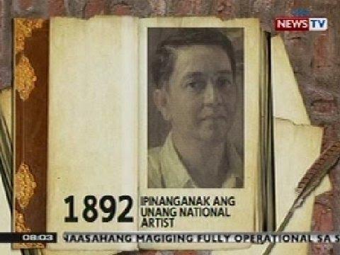 KB: Panghimagas: 1892: Ipinanganak ang unang national artist na si Fernando Amorsolo