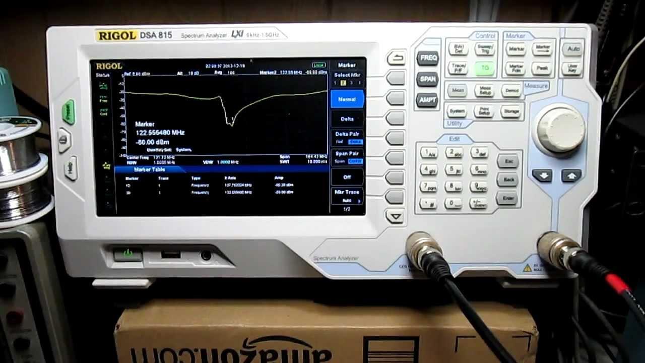 amateur-radio-spectrum-analyzer