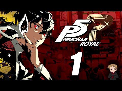 Persona 5 Royal 100% Confidant Run (PS4 Pro) | Episode 1: Let Us Start The Game! ©ATLUS ©SEGA.