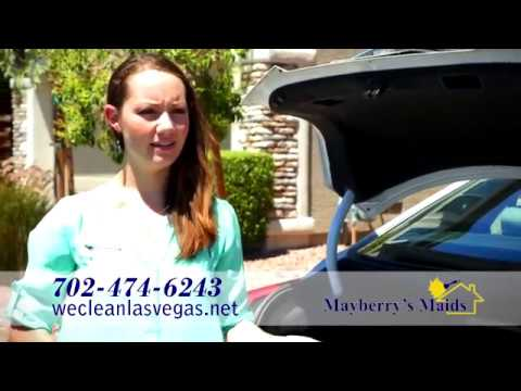 Mayberry's Maids  Las Vegas House Cleaning Service