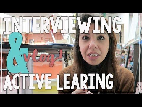 My Teacher Vlog: Interview, Parent Communication, BreakOutEdu Thoughts