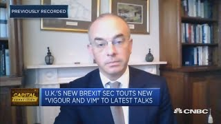 The risk of a no-deal Brexit has increased, analyst says | Capital Connection