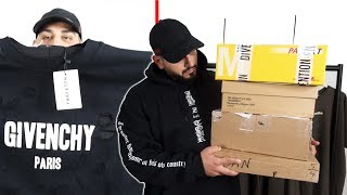 XXL FASHION PACK OPENING   Can Zined
