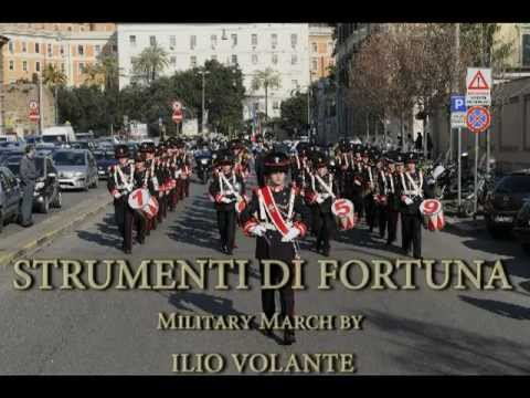 STRUMENTI DI FORTUNA (Ilio Volante) Military March