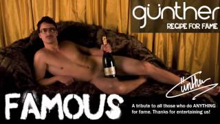 Смотреть клип Günther - Famous