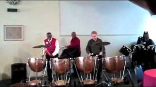 Brassmen Alumni  - Eric Perrilloux 90th Birthday Party- Angela Brassmen (1).mp4 -