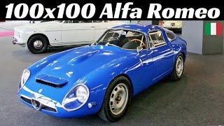 100x100 Alfa Romeo 2010, Novegro Parco Esposizioni - Autodelta, Giulia Tz1, Giulietta Ti, Etc, N°3/3