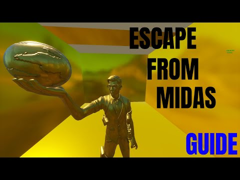 How To Complete Escape From Midas By Derponce - Fortnite Creative Guide