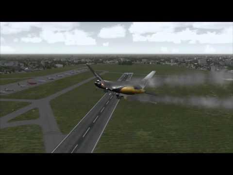 Boeing 767 Crash Delhi Airport
