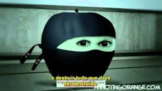 65 - A Laranja Irritante: Kung-fruta (upload original)