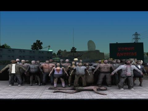 скачать игру Zombie Andreas - фото 2