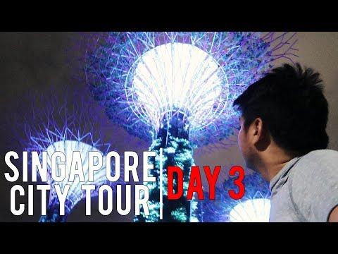 Singapore City Tour - Day 3 | Matt Nicolai & Riva Quenery - VLOG # 5