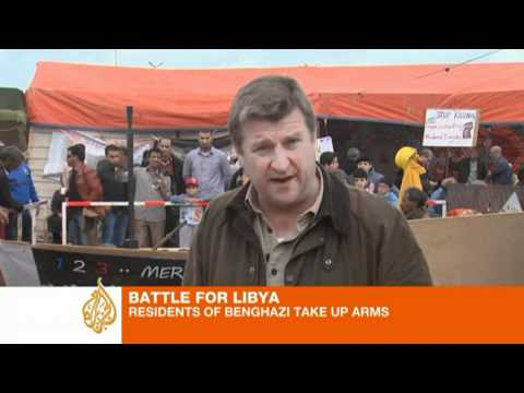 Arming Benghazi