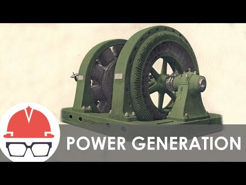 How Electricity Generation Really Works