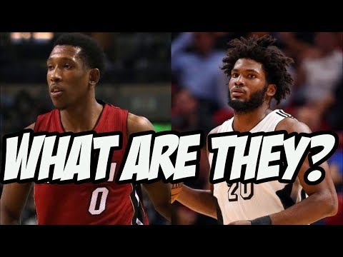 The Miami Heat Are The Weirdest Team In The NBA | 2019