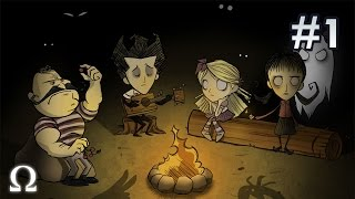 DON'T STARVE TOGETHER | #1 - I'M WORRIED THAT MINX IS A CRAZY PYROMANIAC! (60FPS)