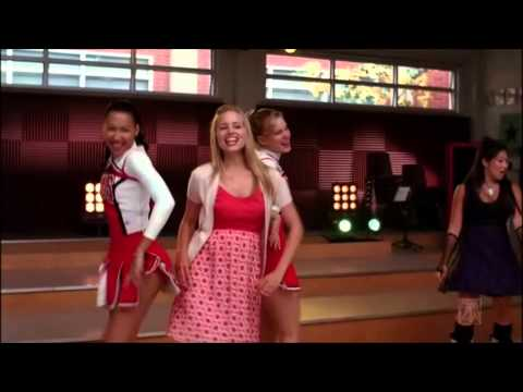 GLEE- My Life Would Suck Without you HD (Full Performance) (Official Music Video)