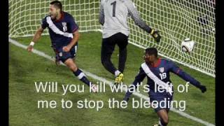 10 Years Shoot It Out With Lyrics And USA Soccer Uncensored
